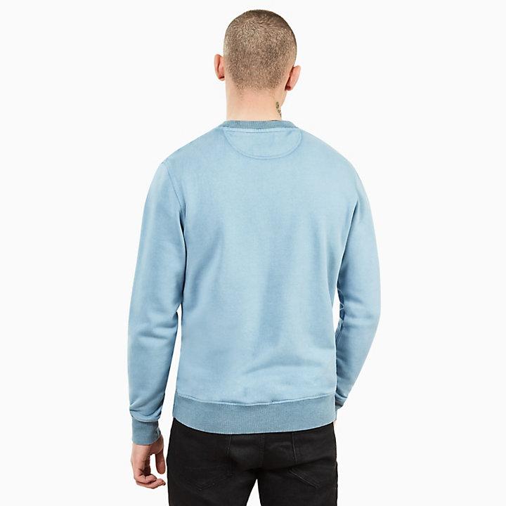 Mad River Vintage Sweatshirt voor Heren in Blauw-