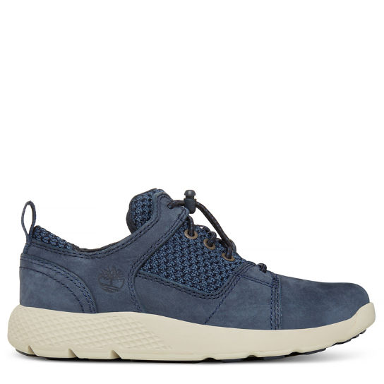 Youth Flyroam Oxford Shoe Navy | Timberland