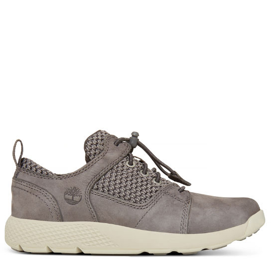 Youth Flyroam Oxford Shoe Slate Grey | Timberland