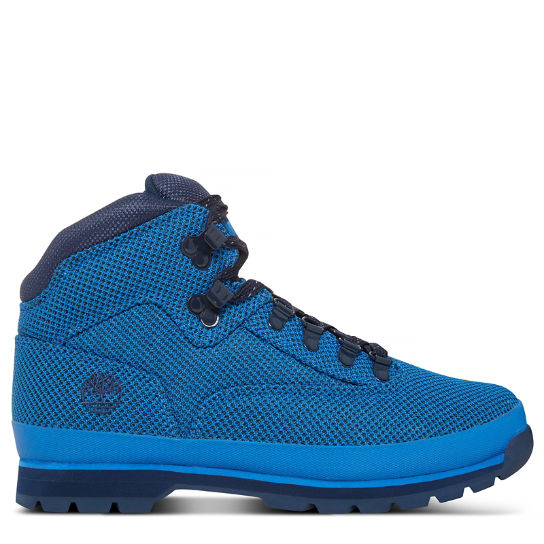 Men's Euro Hiker Boot Blue | Timberland