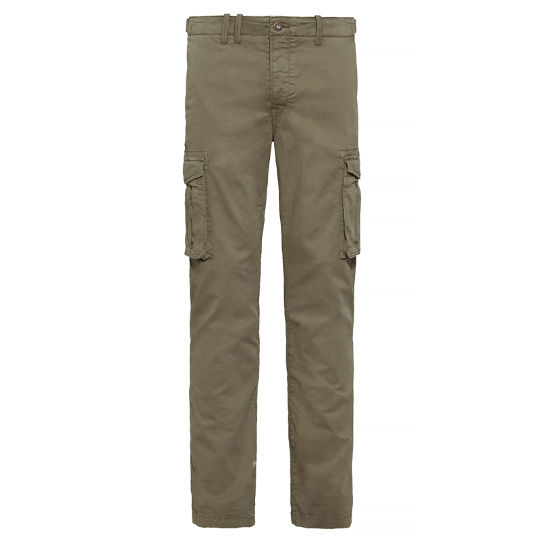 Squam Lake Cargo Trousers Olijfgroen Heren | Timberland