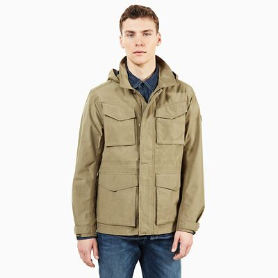 Doubletop+Mountain+M65+3-in-1+Jacket+for+Men+in+Green