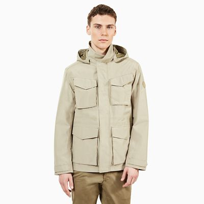 Doubletop+Mountain+M65+3-in-1+Jacke+f%C3%BCr+Herren+in+Beige