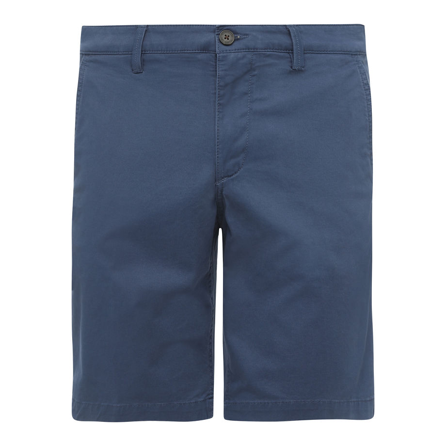 fcec642244 Timberland Squam Lake Chino Shorts For Men In Indigo Indigo