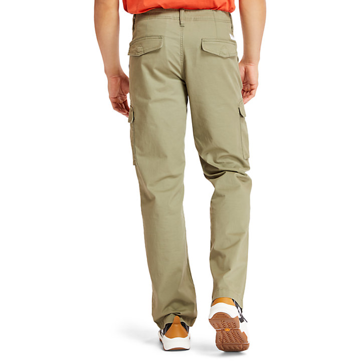 Pantalón Cargo Tarleton Lake para Hombre en verde-