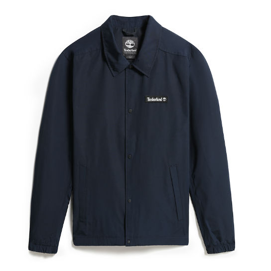 Coach Jacket for Men in Navy | Timberland