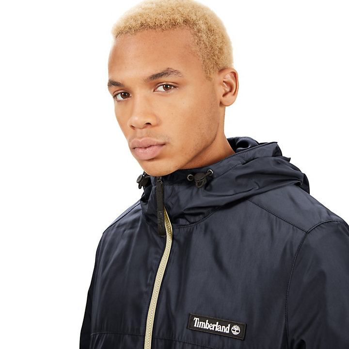 Lightweight Parka for Men in Navy-