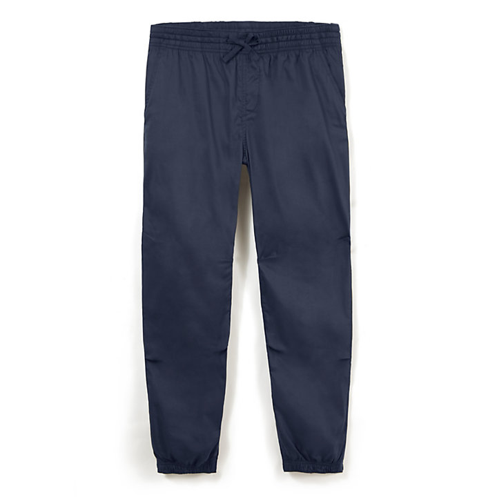 Tracksuit Bottoms for Men in Navy-