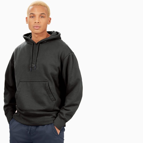 Oversized Hoodie for Men in Black | Timberland