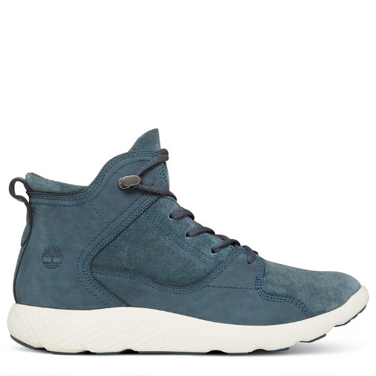 Men's Flyroam Hiker Boot Navy | Timberland