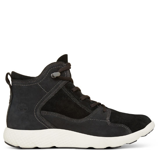 Men's Flyroam Hiker Boot Black | Timberland