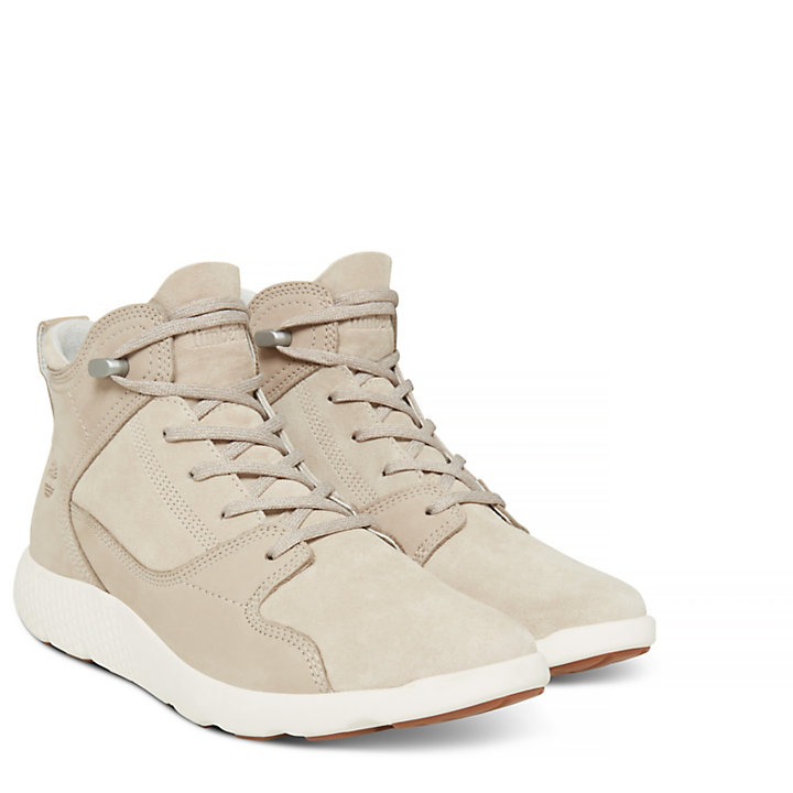 Flyroam Hiker Boot Uomo Beige-