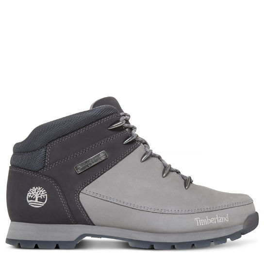 Men's Euro Sprint Hiker Grey/Charcoal | Timberland