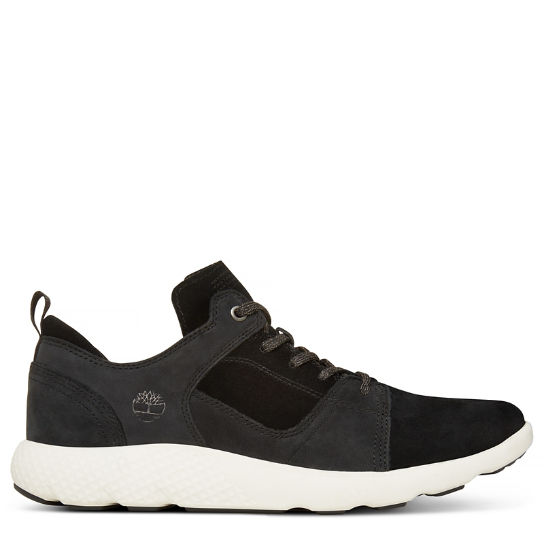 Timberland Oxford Flyroam Baskets Basses Noires hTk2fYsvS