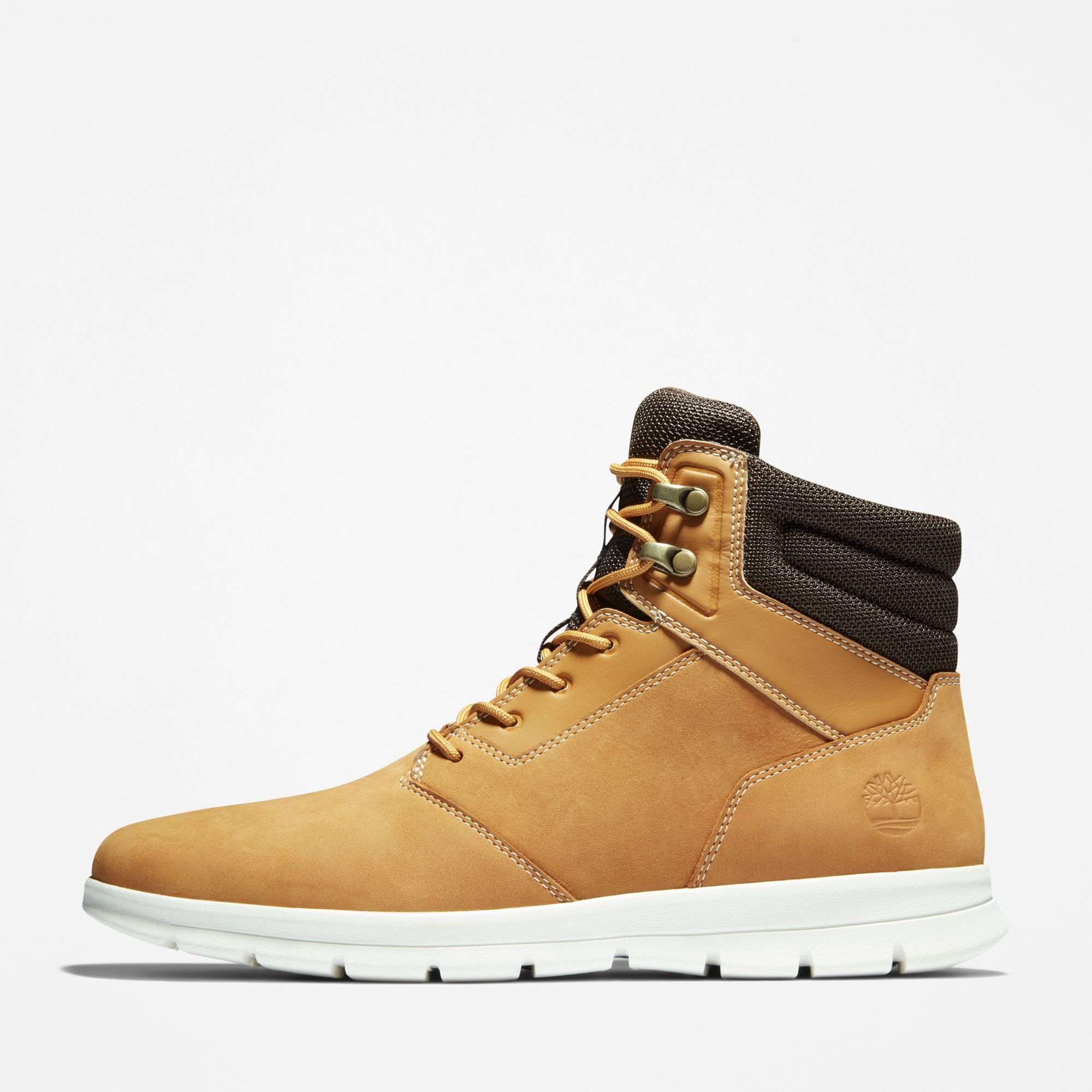 Timberland At The Men's Boot Yellow £110 Graydon Love Brands Sneaker qfwFZvrpxq
