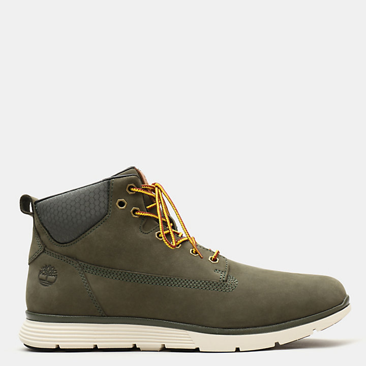 Chukka da Uomo Killington in verde scuro-