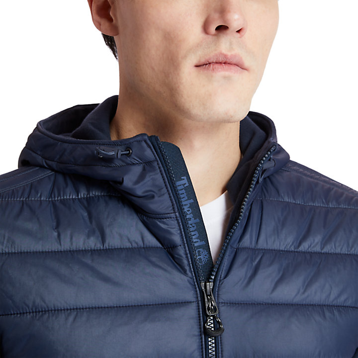 Mount Cabot Hybrid Jacket for Men in Navy-