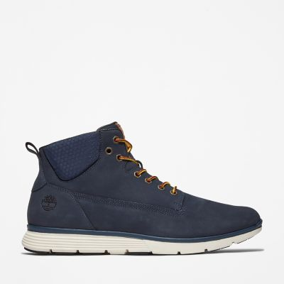 Killington+Chukka+voor+Heren+in+marineblauw
