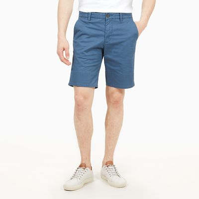 Squam+Lake+Shorts+for+Men+in+Indigo