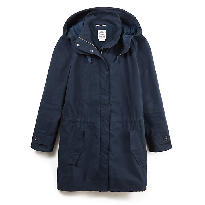 Parka for Women in Navy-