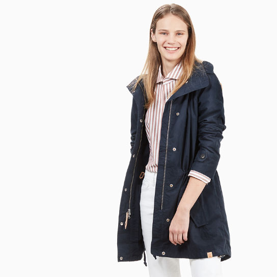 Parka for Women in Navy | Timberland