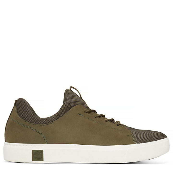 nice cheap factory authentic exclusive shoes Men's Amherst Trainer Khaki Green | Timberland