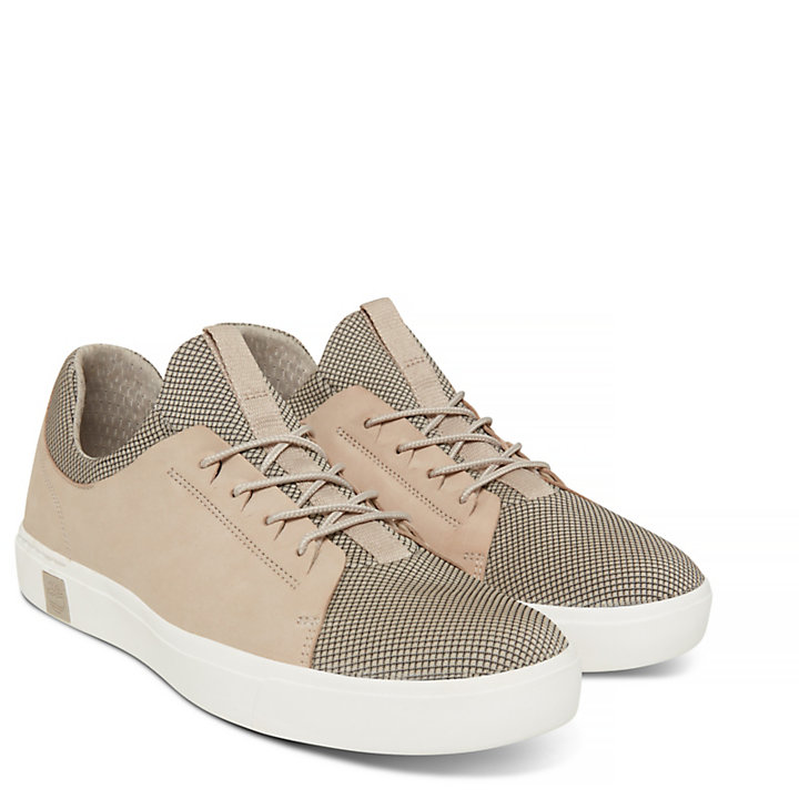 Men's Amherst Trainer Beige-