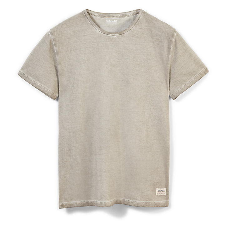 Heritage T-shirt for Men in Grey-