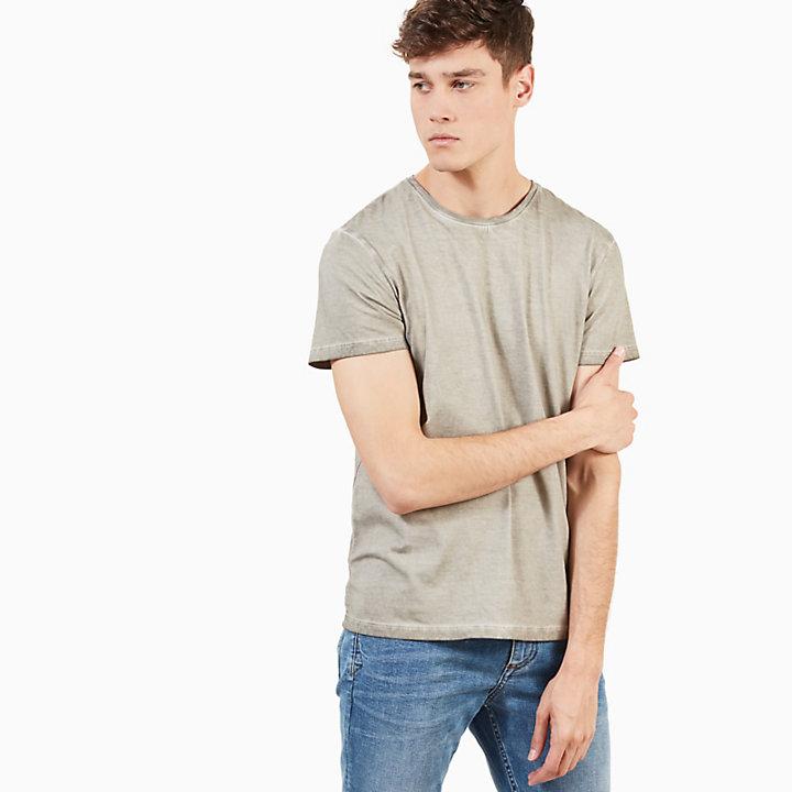 Heritage T-shirt voor Heren in Grijs-