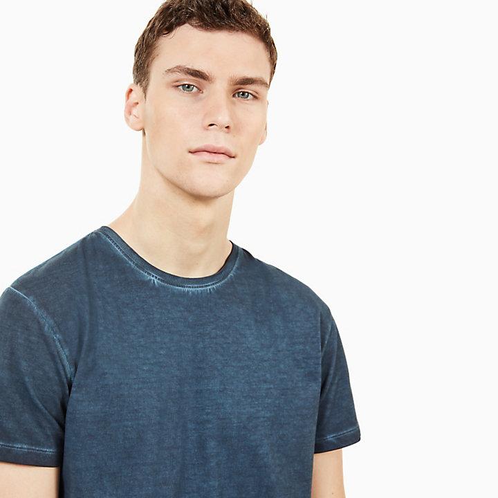 Heritage T-Shirt für Herren in Marineblau-