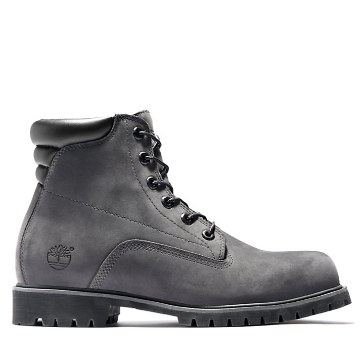 Alburn 6 inch Boot for Men in Grey-