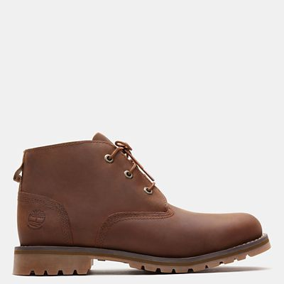 Larchmont+Chukka+for+Men+in+Dark+Brown
