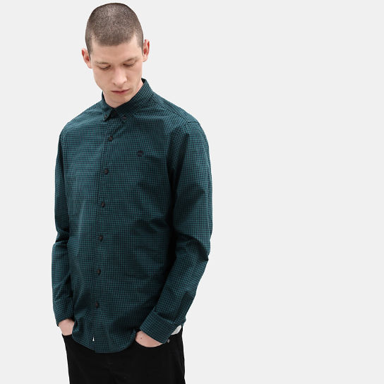 Suncook River Shirt for Men in Green | Timberland
