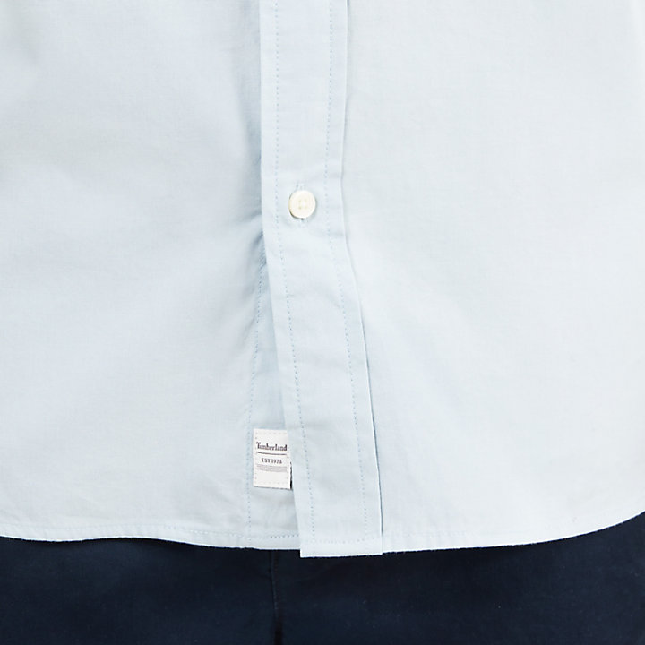Wellfleet Oxford Shirt for Men in Blue-