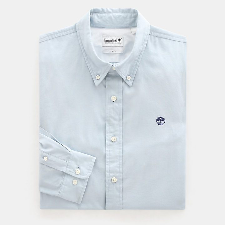 Milford Shirt for Men in Blue-