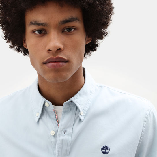 Milford Shirt for Men in Blue | Timberland