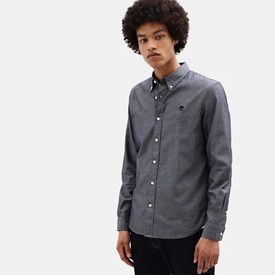 Milford+Shirt+for+Men+in+Navy