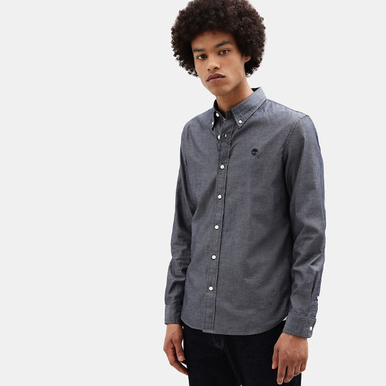 Milford Shirt for Men in Navy | Timberland