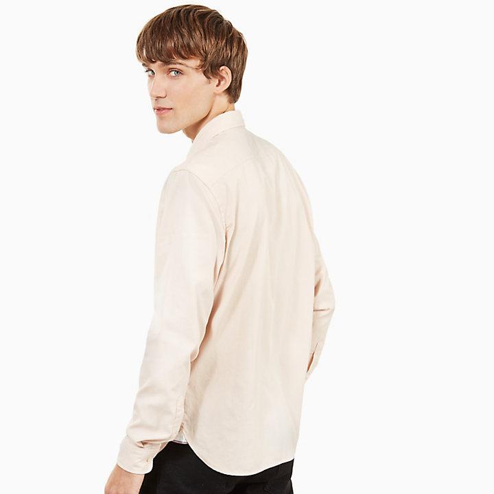 Camisa Milford para Hombre en Rosa Claro-