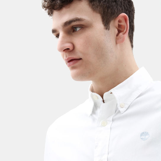Wellfleet Shirt for Men in White | Timberland