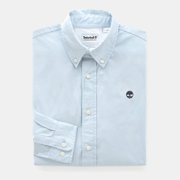 Wellfleet Shirt for Men in Blue-
