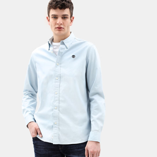 Wellfleet Shirt for Men in Blue | Timberland