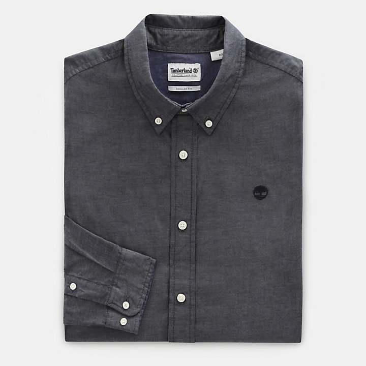 Wellfleet Shirt for Men in Navy-