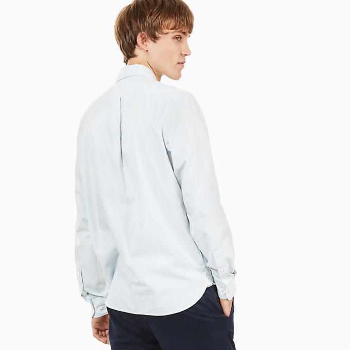 Wellfleet Striped Shirt for Men in Blue-