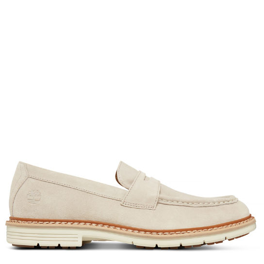 Naples Trail Penny Loafer Heren Beige | Timberland