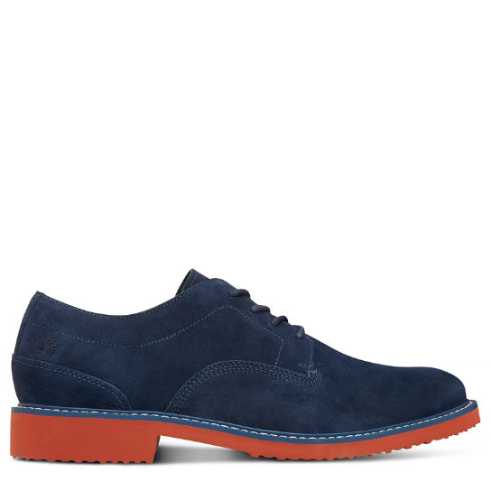 Herren Brook Park Lightweight Oxford Navyblau | Timberland