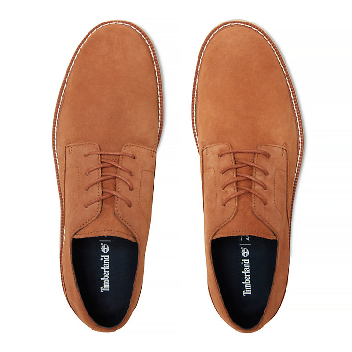Men's Brook Park Lightweight Oxford Tan-