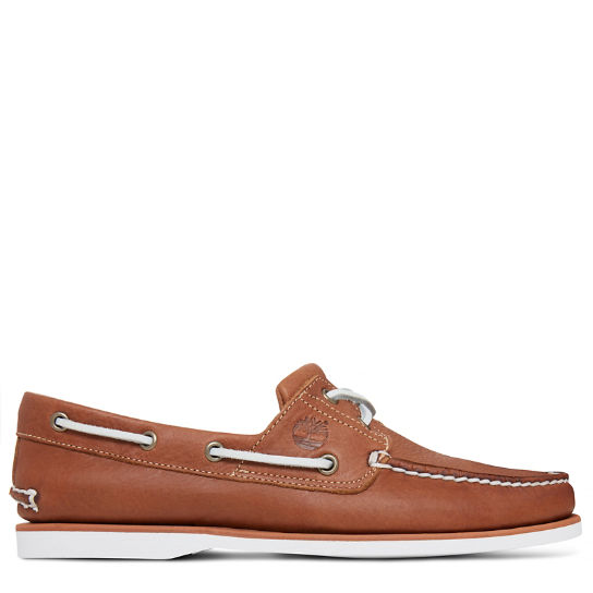 Icon 2-Eye Boat homme Marron | Timberland