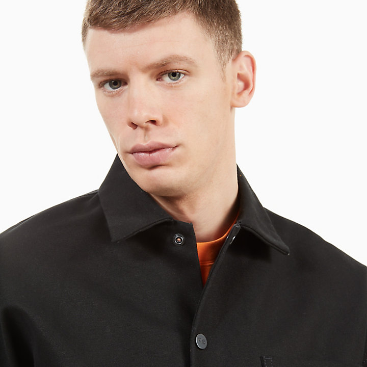 Timberland® x N Hoolywood Workwear Jacket for Men in Black-