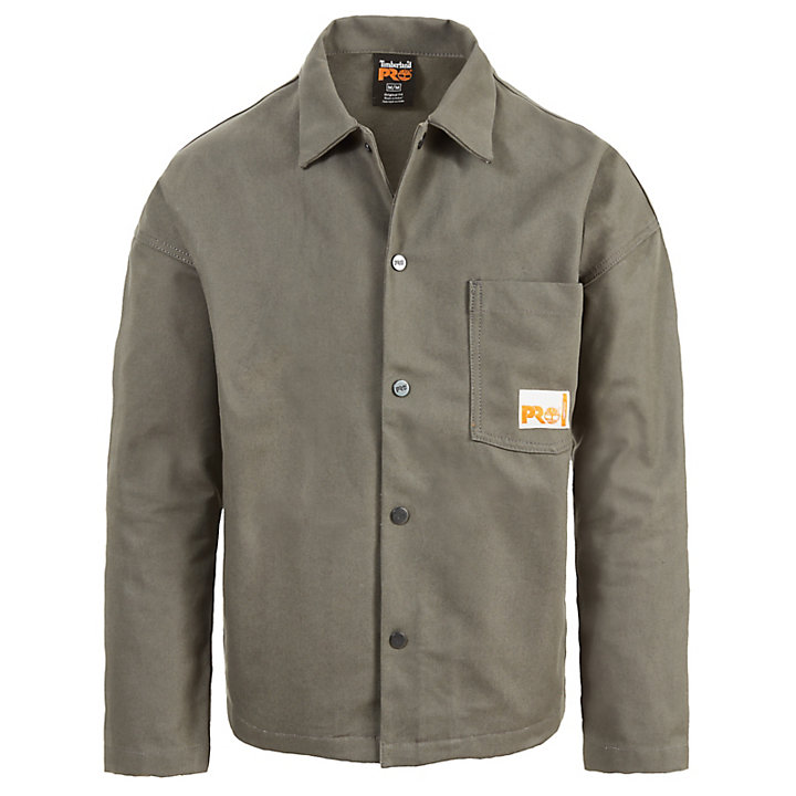 Timberland® x N Hoolywood Workwear-Jacke für Herren in Dunkelgrau-